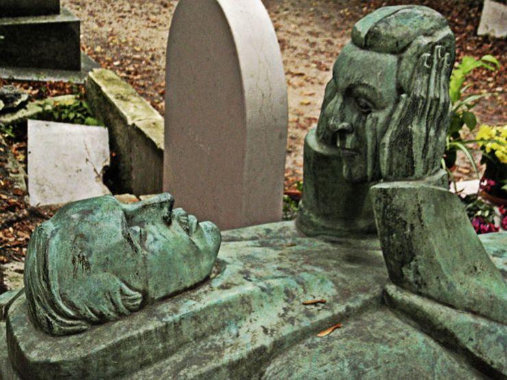 ferdnand arbelot weird graves