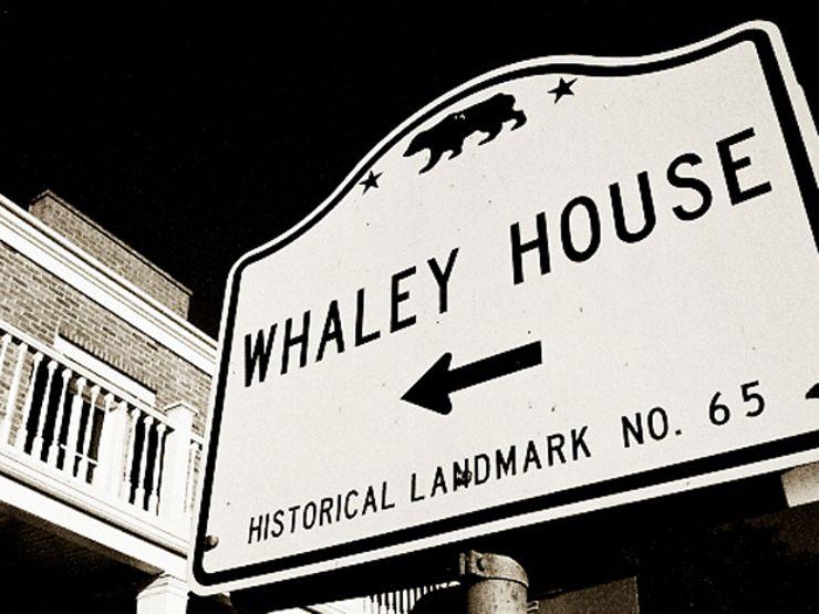whaley house