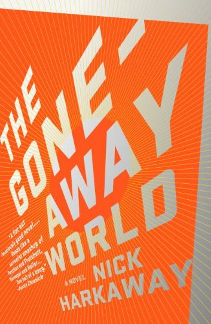 Buy The Gone-Away World at Amazon