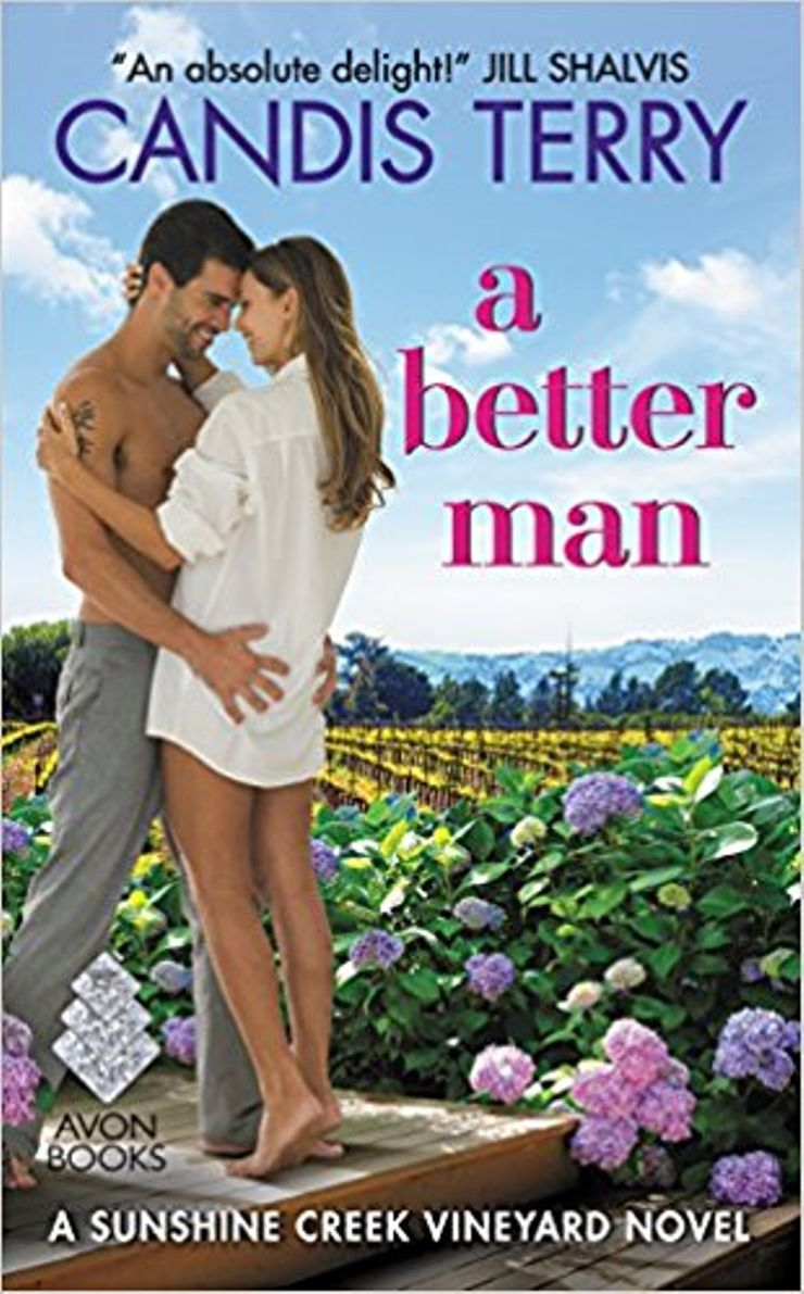 Buy A Better Man at Amazon