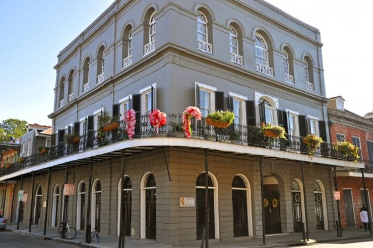 madame delphine lalaurie mansion