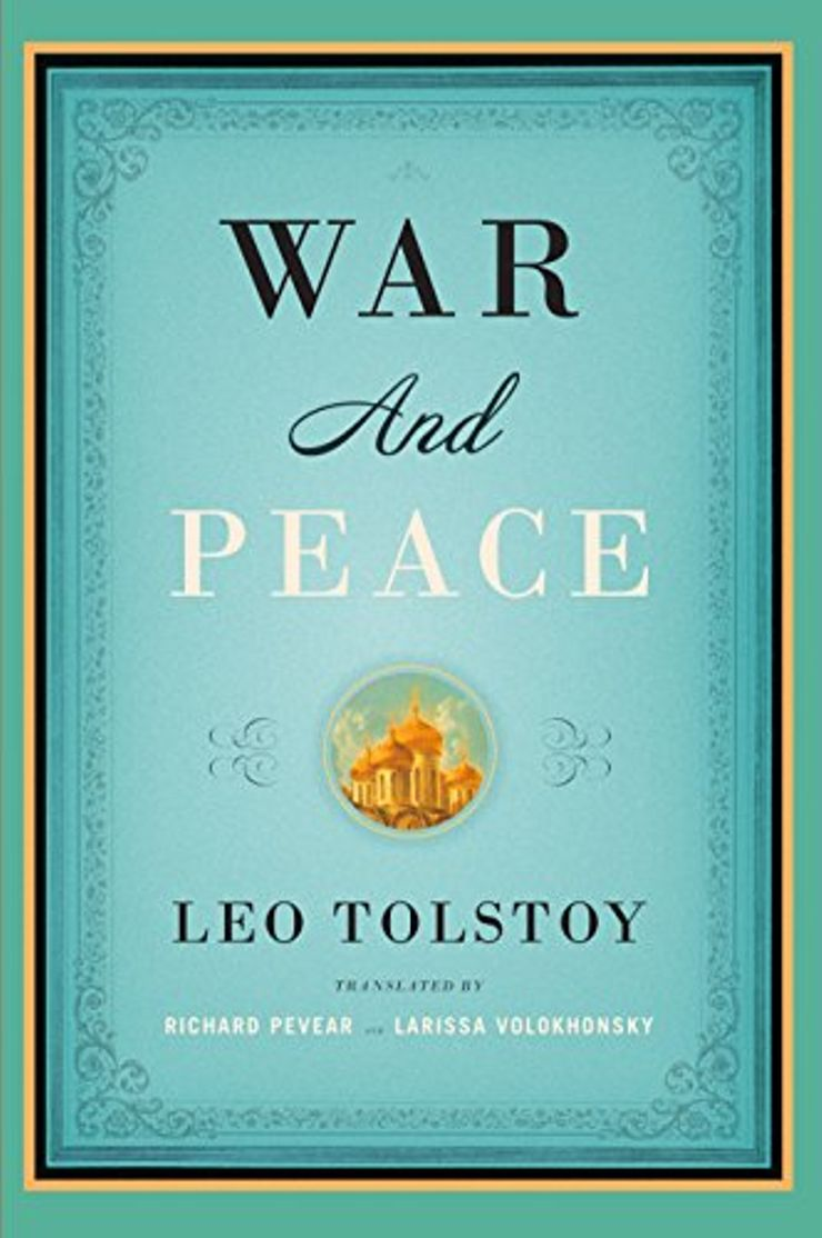 Buy War and Peace at Amazon