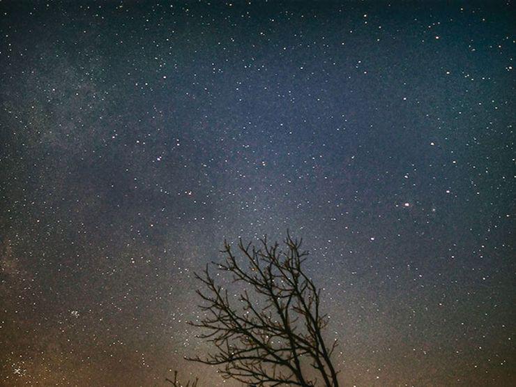 ufo encounter sky
