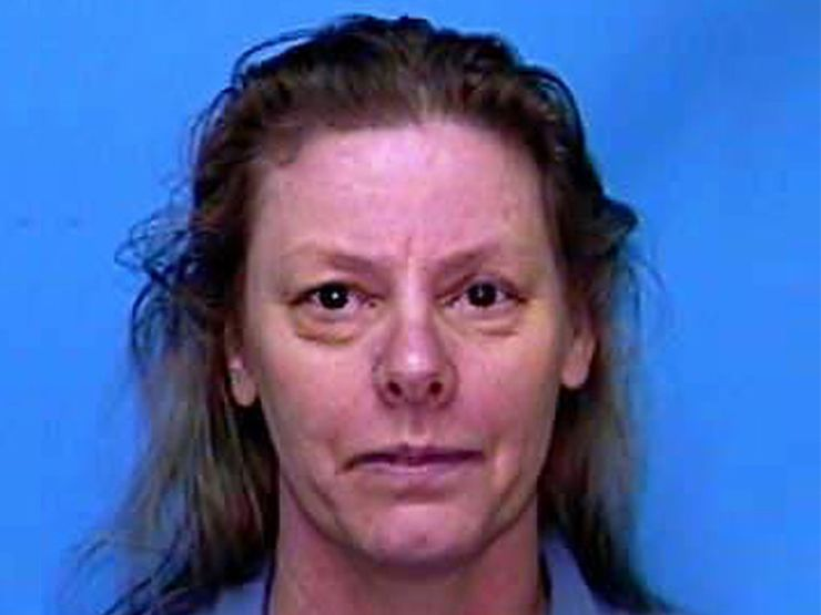 female serial killers Aileen Wuornos