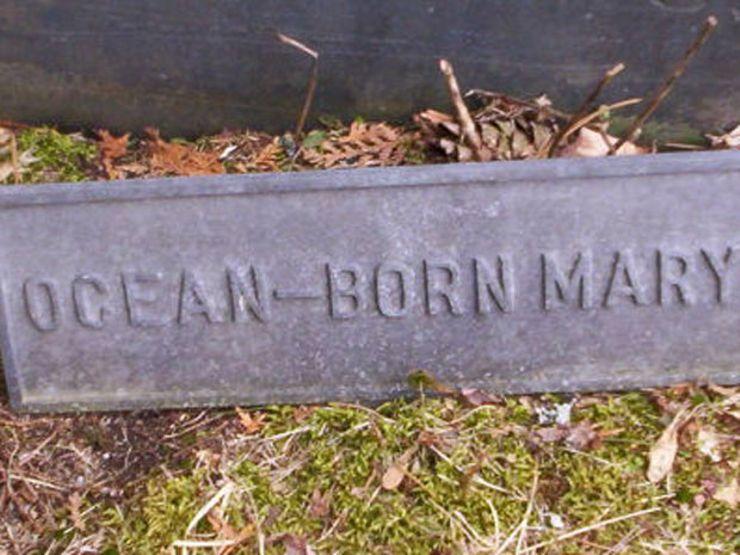 ocean born mary