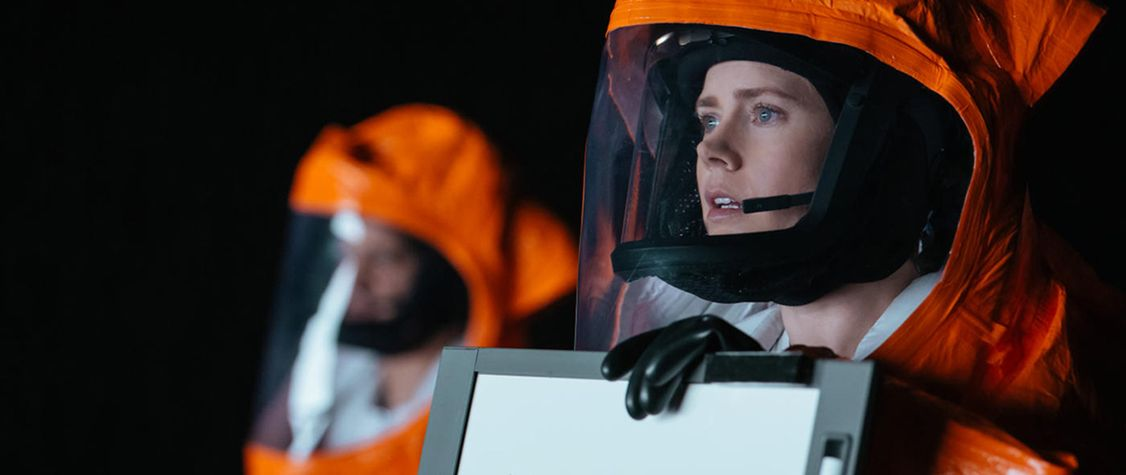Universal Language: The Science Behind 'Arrival'