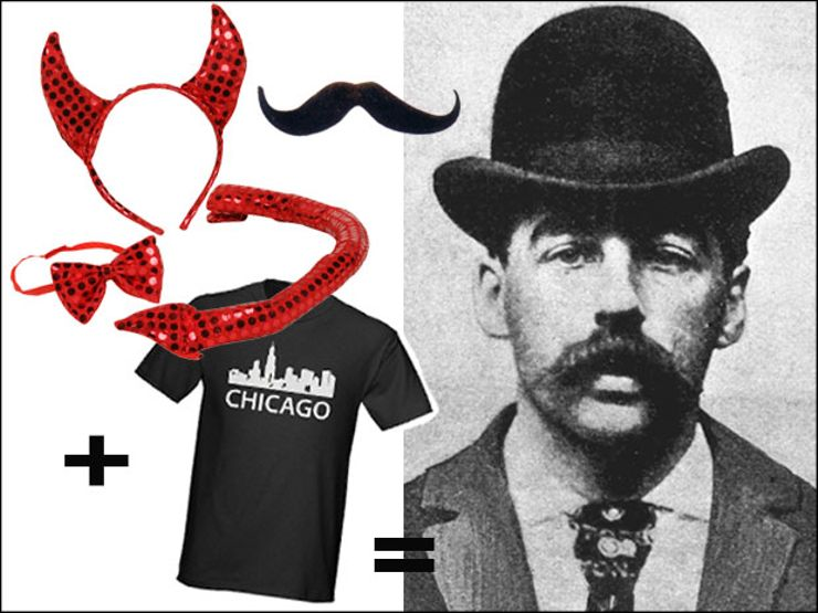 killer halloween costume ideas - h. h. holmes  sc 1 st  The Lineup : halloween costumes with mustache  - Germanpascual.Com