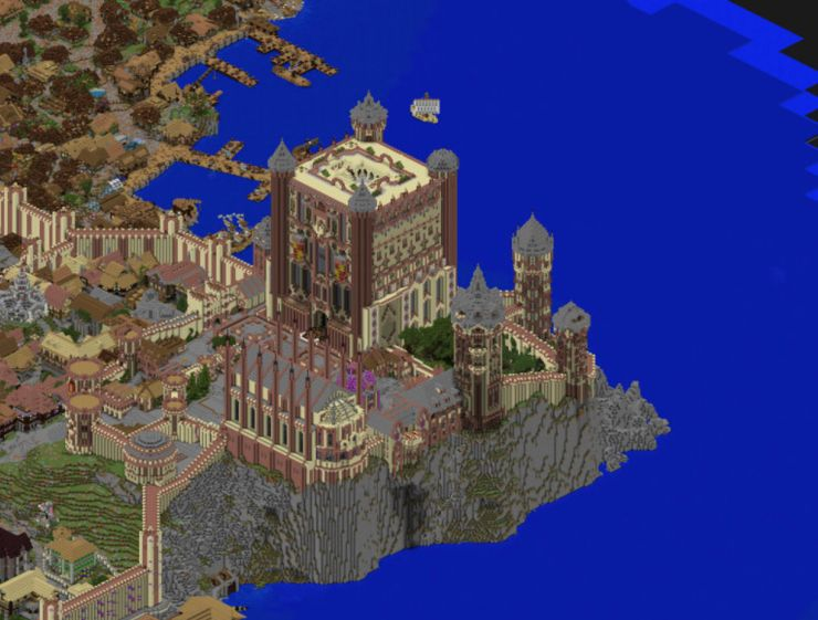 Maps for minecraft inspired by sci fi and fantasy worlds to find a more complete and memorable fantasy world than that of george r r martins a song of ice and fire and the tv adaptation game of thrones gumiabroncs Image collections
