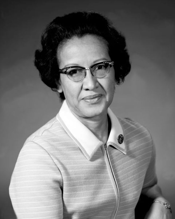 extraordinary facts about katherine johnson NASA