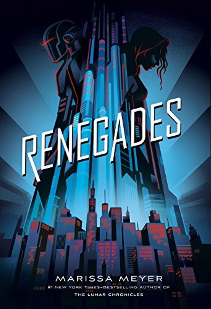 Buy Renegades at Amazon