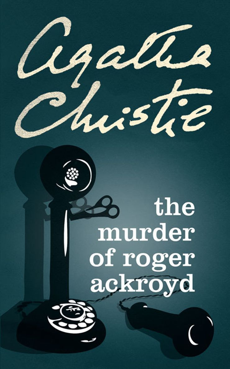 Buy The Murder of Roger Ackroyd at Amazon