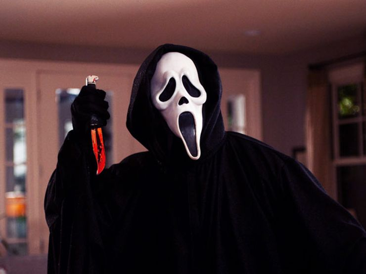funny horror movies scream