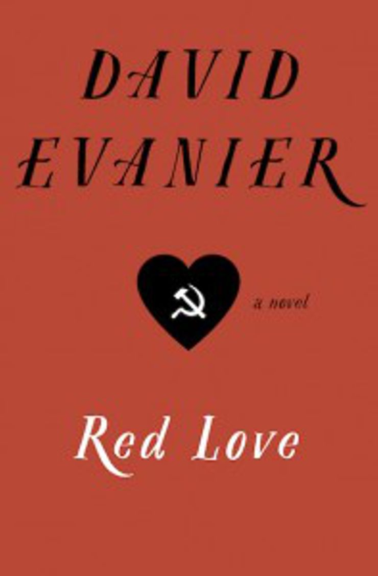 Booksforfans Of The Americans Red Love
