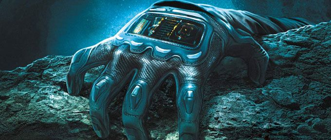 10 sci fi books that explore deep space