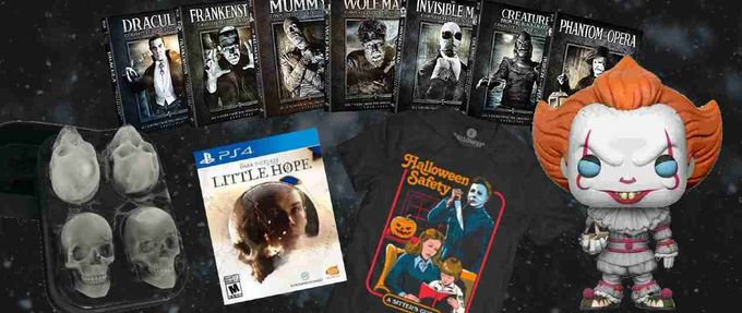 last minute horror gifts