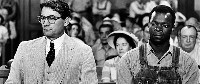to kill a mockingbird movie scene