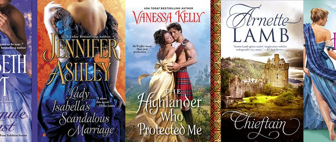 Kilty Pleasures: 8 Tantalizing Scottish Romance Novels