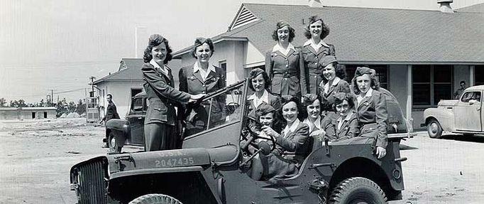Women in WWII feature