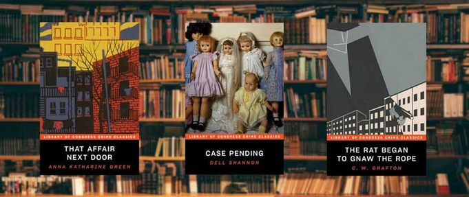 Library of Congress Crime Classics