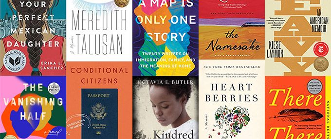 books about being bipoc in america