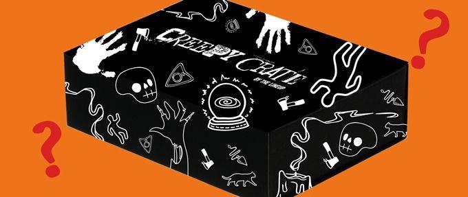 creepy crate