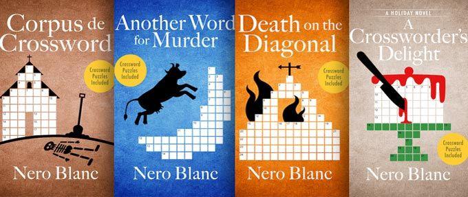 nero blanc crossword puzzle mysteries
