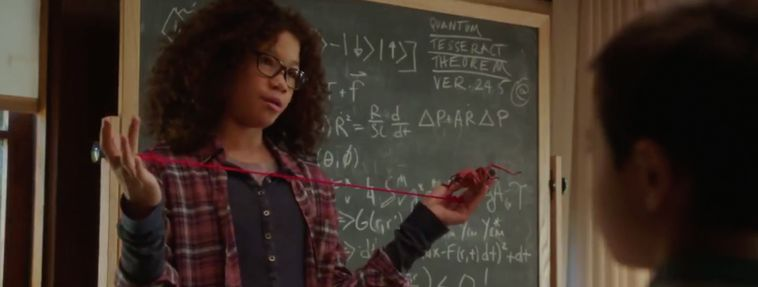 Wrinkle in Time trailer feature
