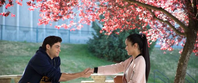 still from to all the boys i've loved before