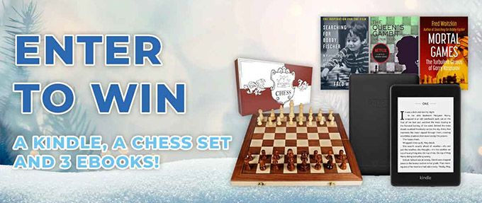 chess lovers giveaway
