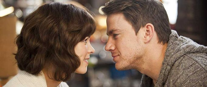 The Vow feature