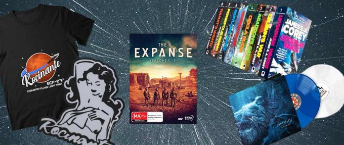 the expanse gifts