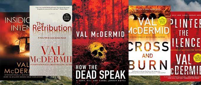 val mcdermid giveaway hill & jordan how the dead speak