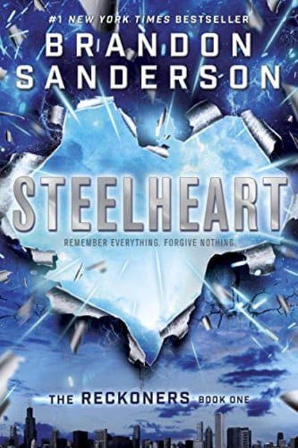 Buy Steelheart at Amazon
