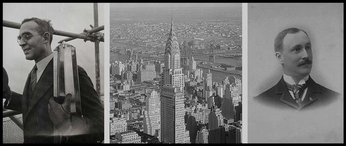 William Van Alen, Chrysler Building, H. Craig Severance