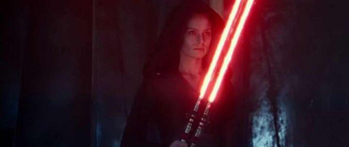 Rise of Skywalker Dark Rey