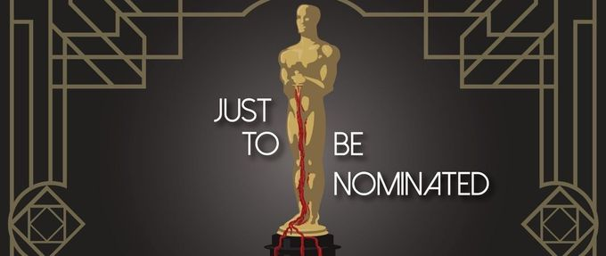 just to be nominated podcast feature