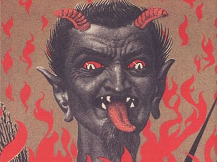 Happy Holidays From The Devil 19 Freaky Krampus Cards