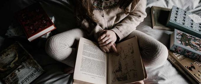 books to read sick self isolating
