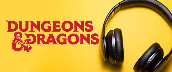 Dungeons & Dragons podcast