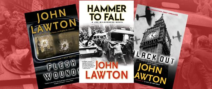 john lawton books