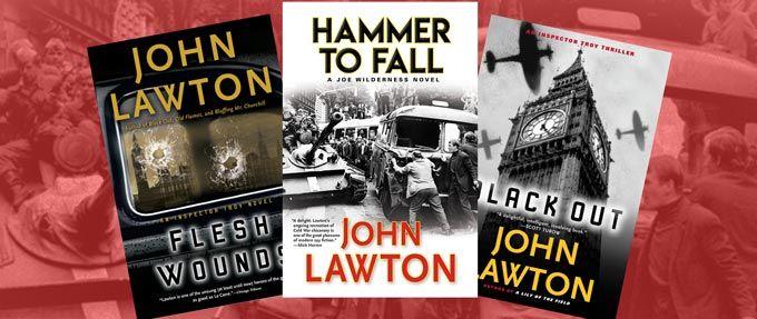 john lawton books