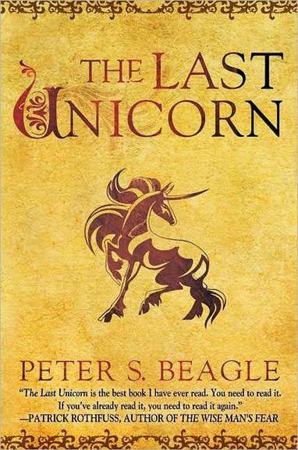 Buy The Last Unicorn at Amazon