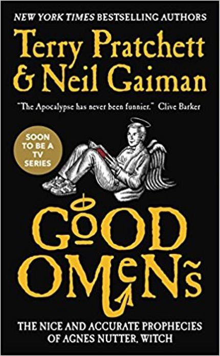 Buy Good Omens: The Nice and Accurate Prophecies of Agnes Nutter, Witch at Amazon