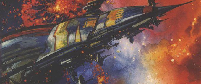 military sci fi books