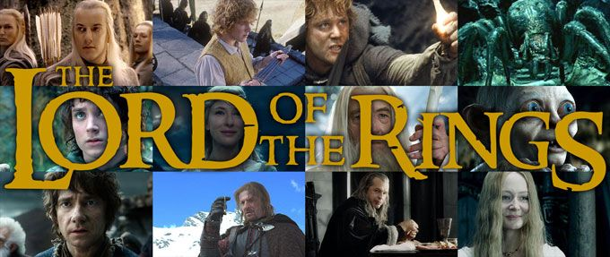 lord of the rings characters, ranked