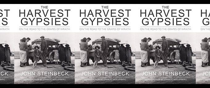 john steinbeck harvest gypsies