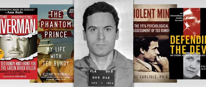 ted bundy books