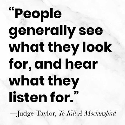 to kill a mockingbird quote from judge taylor