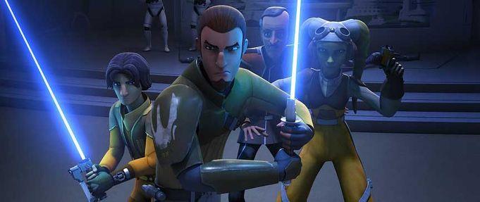 Star Wars Rebels feature