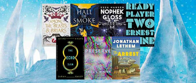 the best new books to read in winter 2020 for sci fi and fantasy fans